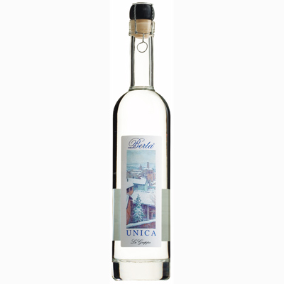 Grappa Berta Unica, 200 ml