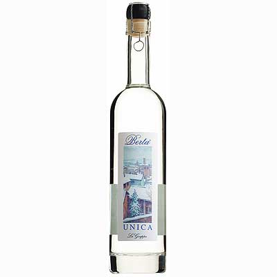 Grappa  Berta Unica, 500 ml