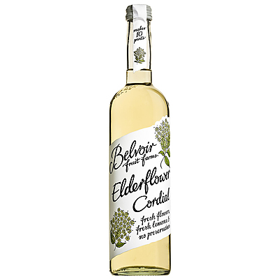 Belvoir Elderflower Holundersirup