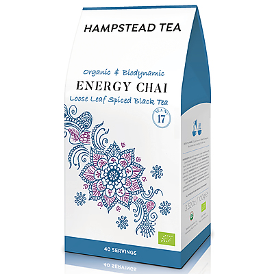 Hampstead Energy Chai, loser Tee Bio