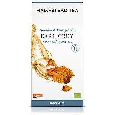 Hampstead Earl Grey, loser Tee Bio