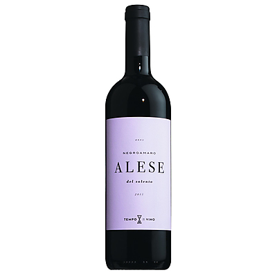 Negroamaro Rosso Salento IGT Alese Rot