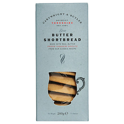 Shortbread Butterkeks von Cartwright & Buttler