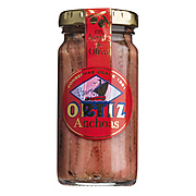 Ortiz Anchovies in olive oil Sardellen in Olivenöl